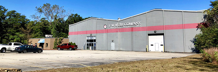 Skinner of The Stubblebine Co. sells 36,576 s/f industrial building<br> to Killeen Machine and Tool Company for $2.525 million