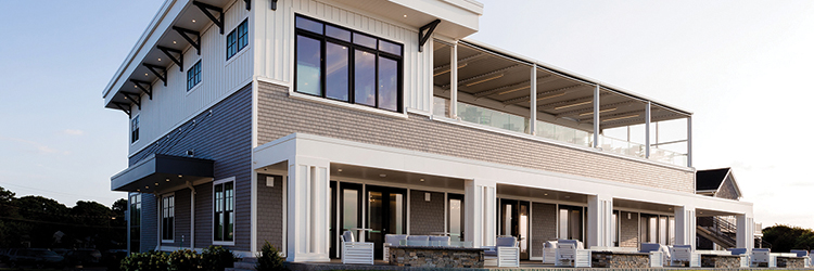 Project of the Month: Acella Construction Corp. completes 13,000 s/f Pelham House Resort addition