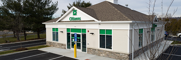 District Real Estate Advisors completes sale of 2,302 s/f new construction Citizens Bank site for $2.807 million