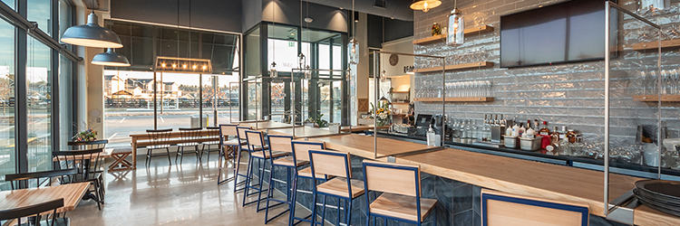 Project of the Month: The Haynes Group completes construction of new location for The Farmer's Daughter restaurant
