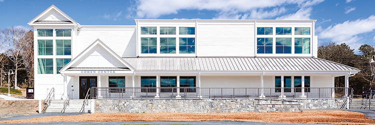 Project of the Month: Acella Construction completes work on new Cohen Center for Fitness and Recreation at Riverview School