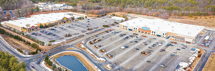 Horvath & Tremblay sell Walmart and Lowe's in NH for $14.9 million - exclusively represented the seller and procured the buyer