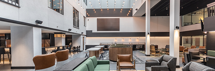 Project of the Month:The Haynes Group, and Group One Partners transform Holiday Inn into The Arcadian Hotel