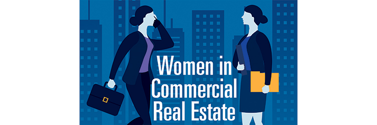 New England Real Estate Journal's <br>2021 Women in Commercial Real Estate Spotlight