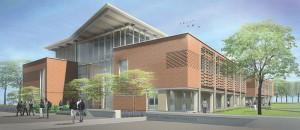 Sbrega Health & Science Building - Bristol Community College - Fall River, MA