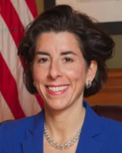 Gina Raimondo, Governor of Rhode Island
