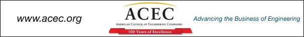 American Council of Engineers Companies