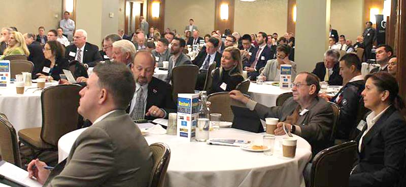 Over 150 attend New England Real Estate Journals's first Boston's State of Commercial Real Estate Summit