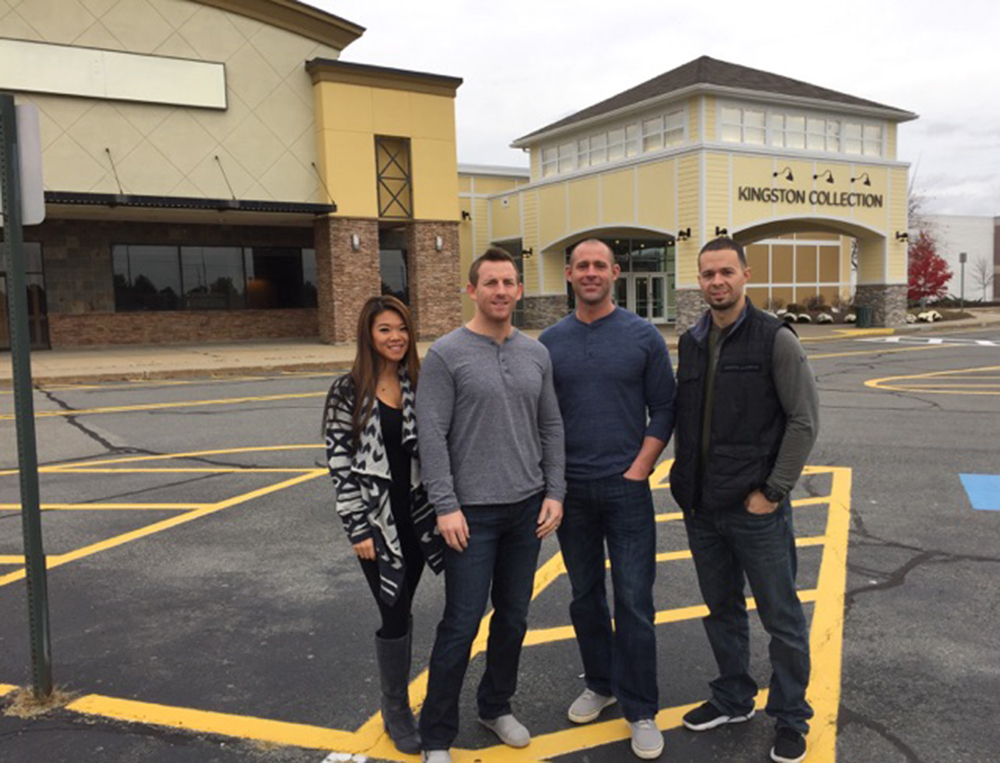 Fit factory invests 1 3 million for 25 003 s f location for The kingston