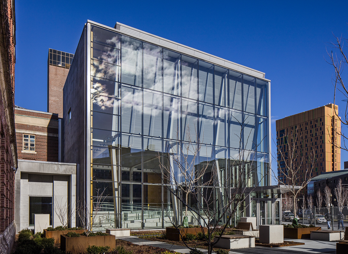 Wondrous Massachusetts College Of Art And Design Opens 40 4 Million Download Free Architecture Designs Crovemadebymaigaardcom