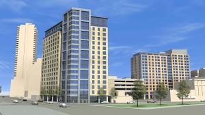 Park Square West Phase IV Apartments, 1011 Washington Boulevard - Stamford, CT