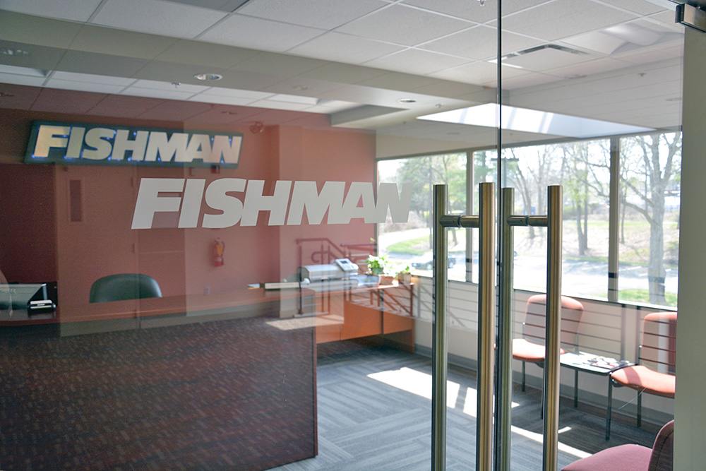 Project of the Month: Jumbo Capital Management and Dacon Corporation complete 48,000 s/f  build out for Fishman Transducers at 3 Riverside Drive