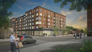 Possible rendering of 5 Washington Street - Brookline, MA