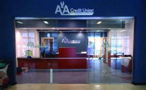 American Airlines Credit Union at Logan Airport, Boston