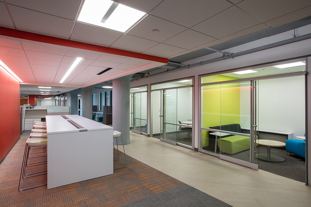 Fusion design consultants work at landmark for Design consultancy boston