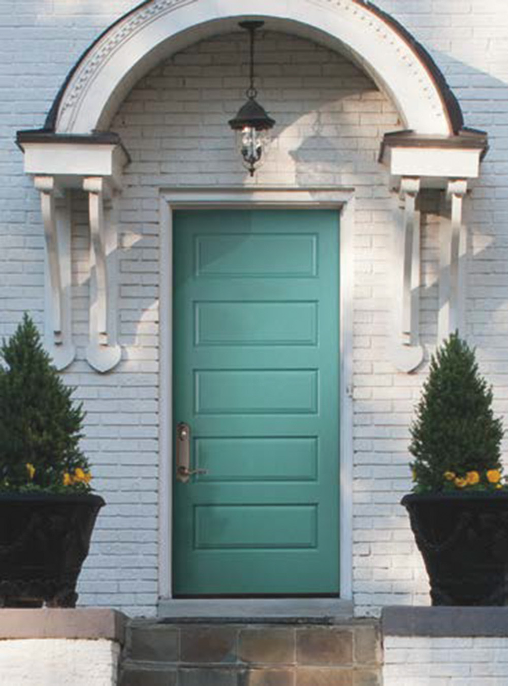 Vibrancy Collection Door In Sparkling Teal