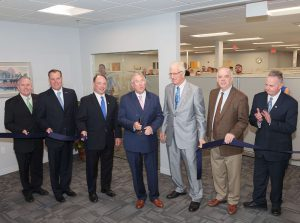 LAN-TEL ribbon cutting - Norwood, MA