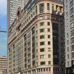 15-story Back Bay office tower, 116 Huntington Avenue, Boston