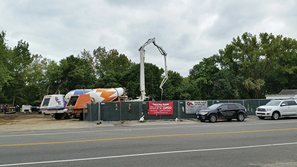 Northeast Retail completes 9,180 s/f and breaks ground on 8,320 s/f