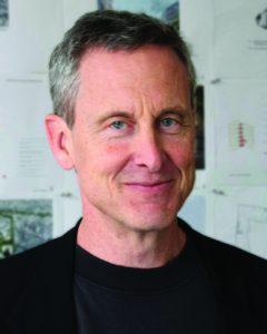 Josiah Stevenson FAIA, principal of Leers Weinzapfel Associates