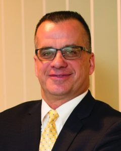 Bob Cuttle is the new executive vice president of Trinity Management LLC