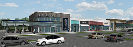 cranston ri a new 30000 sf building at rhode islands outdoor shopping center on rte 2 is set to break ground this spring and the development will be - Garden City Center